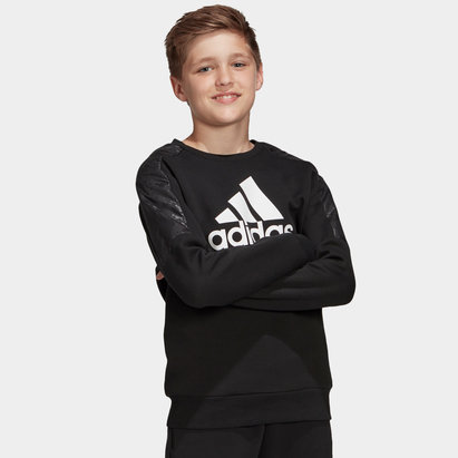 adidas Kids Graphic Sweatshirt