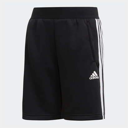 adidas Kids 3 Stripes Training Shorts