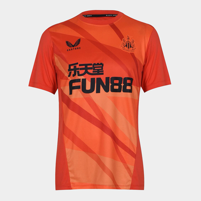 Castore Newcastle United Pre Match Shirt 2021 2022