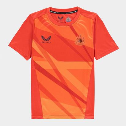 Castore United Pre Match Shirt 2021 2022 Junior