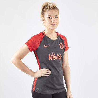 Nike England Short Sleeve T-Shirt Womens