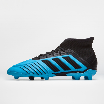 adidas Predator 19.1 FG Junior Football Boots