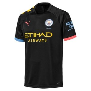 Puma Manchester City 19/20 Away S/S Football Shirt
