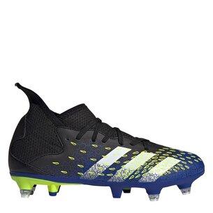 adidas Predator Freak 3 Soft Ground Boots Junior