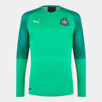 Puma Newcastle United 19/20 Home Junior Goalkeeper Shirt