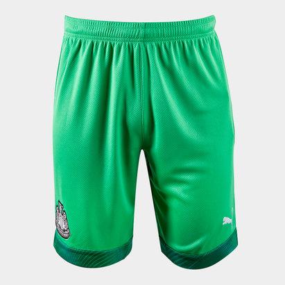 Puma Newcastle United 19/20 Home Junior Goalkeeper Shorts