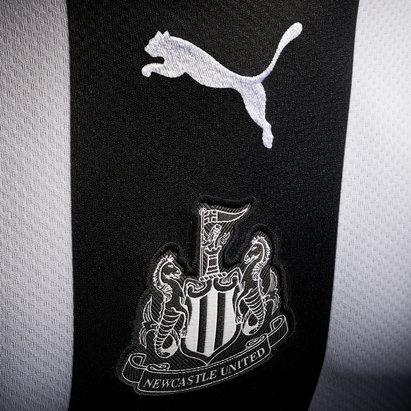 Puma Newcastle United 19/20 Home Ladies Football Shirt