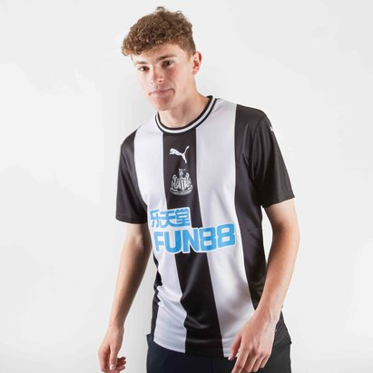 Puma Newcastle United 19/20 Home Football Shirt
