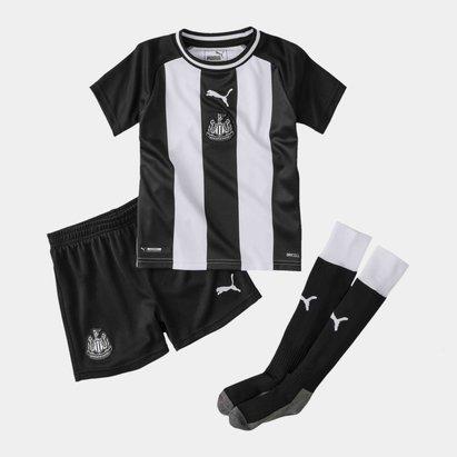 Puma Newcastle United 19/20 Mini Kids Replica Kit
