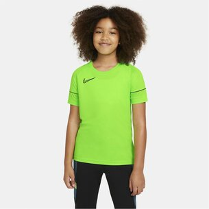 Nike Dri FIT Academy Juniors Football T Shirt