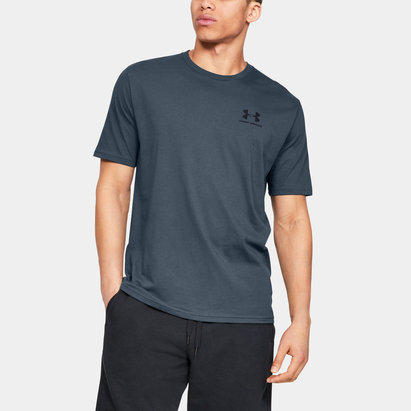 Under Armour SportStyle Left Chest S/S T-Shirt