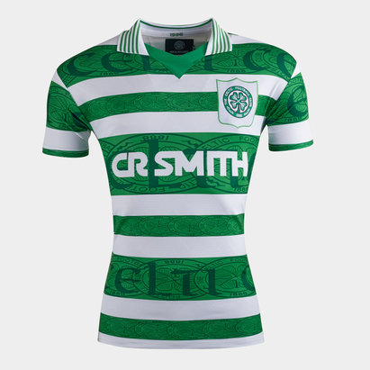Celtic 1996 Home S/S Retro Football Shirt