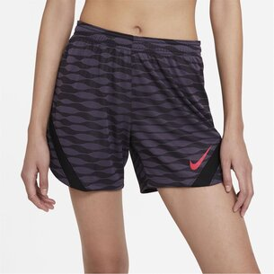 Nike Dri FIT Strike Womens Knit Soccer Shorts