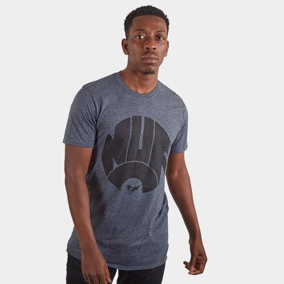 Newcastle United 83-88 Logo T-Shirt