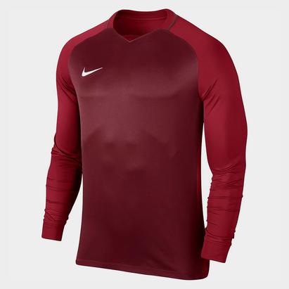 Nike Trophy III Long Sleeve T Shirt Junior