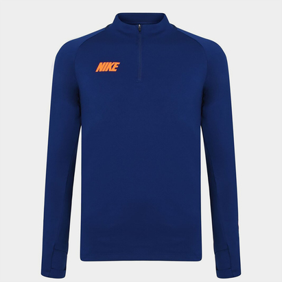 Nike Dry Squad 19 Drill Top Mens