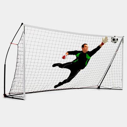 -- Kickster Academy 16x7 Ultra Portable Football Goal