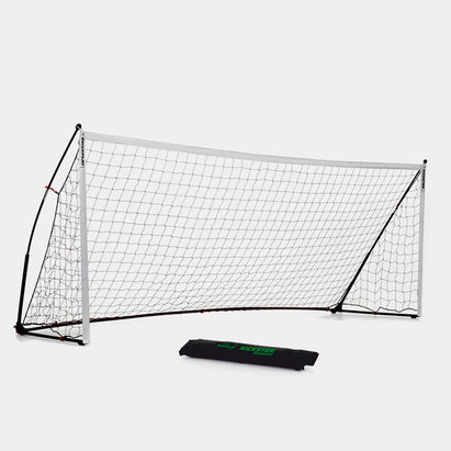-- Kickster Academy 4m x 1.5m Ultra Portable Football Goal