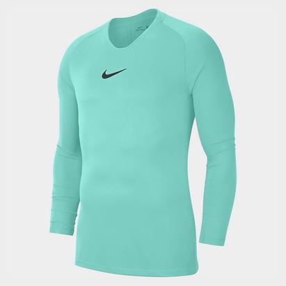 Nike DriFit Park Long Sleeve Jersey Junior Boys