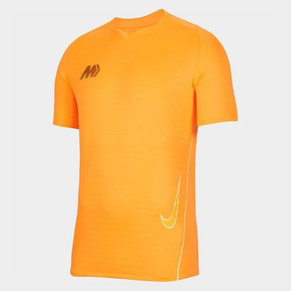 Nike Mercurial Dry Strike Short Sleeve T Shirt Mens