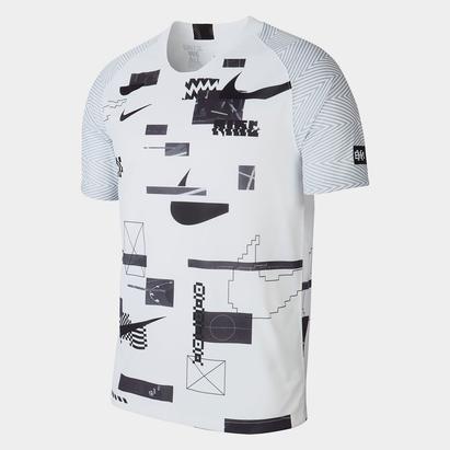 Nike Dry Short Sleeve Jersey Mens