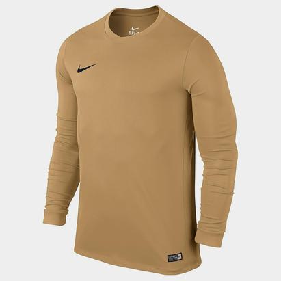 Nike Long Sleeve Park Jersey Junior Boys