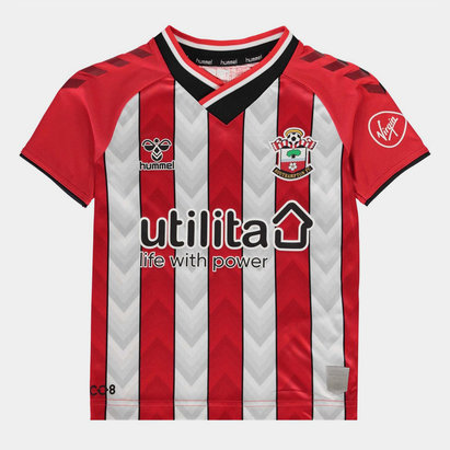 Hummel Southampton Home Shirt 2021 2022 Junior