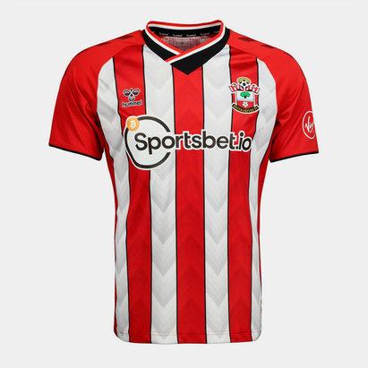 Hummel Southampton Home Shirt 2021 2022