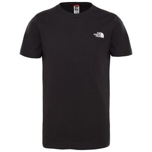 The North Face Simple Dome T Shirt Junior