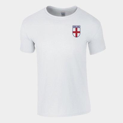 England Crest T-Shirt Mens