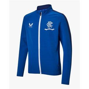 Castore Rangers Anthem Jacket 2021 2022 Junior