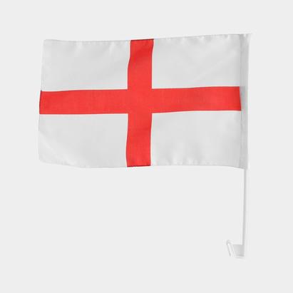 England Car Flag