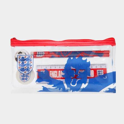 England Pencil Case Set