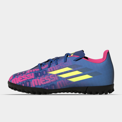 adidas X Messi .4 Childrens Astro Turf Trainers