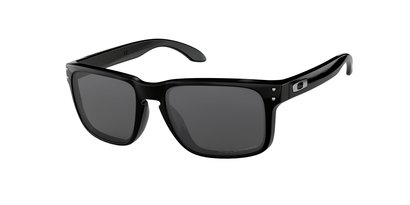 Clothing Accessories Oakley Polarized Holbrook OO9102 02 Black Sunglasses