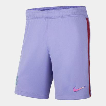 Nike Barcelona Away Shorts 2021 2022