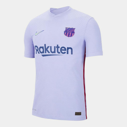 Nike Barcelona Match Away Shirt 2021 2022