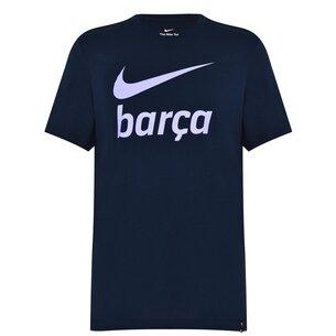 Nike Barcelona Club T Shirt Mens