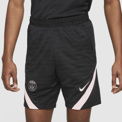 Nike Paris Saint Germain Strike Shorts 2021 2022