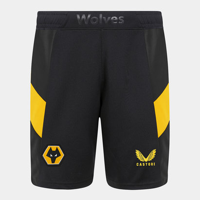 Castore Wolves Home Players Shorts 2021 2022