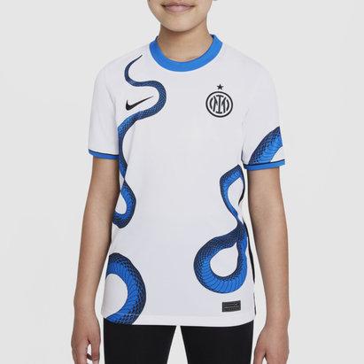 Nike Inter Milan Away Shirt 2021 2022 Kids