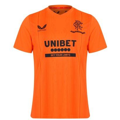 Castore Rangers Pre Match Shirt 2021 2022