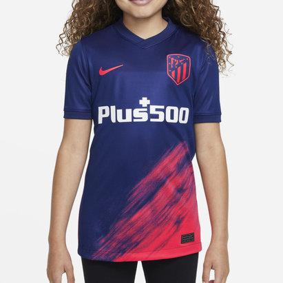 Nike Atletico Madrid Away Shirt 2021 2022 Junior