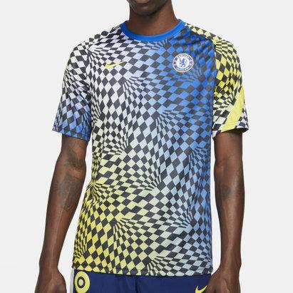 Nike Chelsea Pre Match Shirt 2021 2022