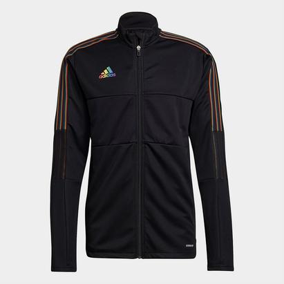 adidas Tiro Pride Track Jacket Mens