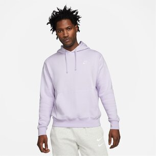 Nike Club Hooded Pullover Hoodie Mens