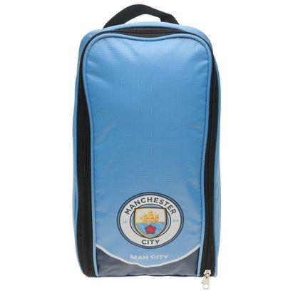 Manchester City Football Shoebag