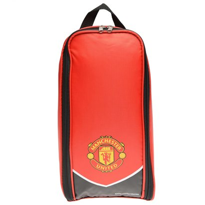 Manchester United Football Shoebag