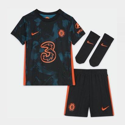 Nike Chelsea Third Baby Kit 2021 2022
