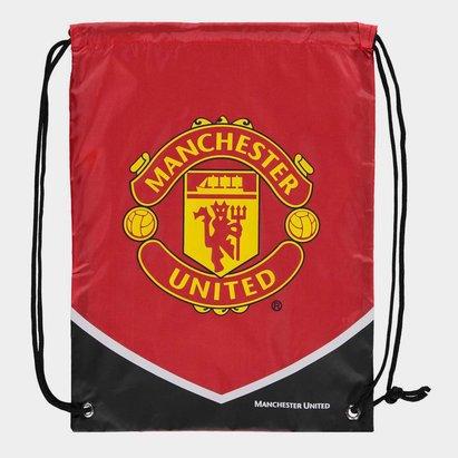 Manchester United Football Gym Bag